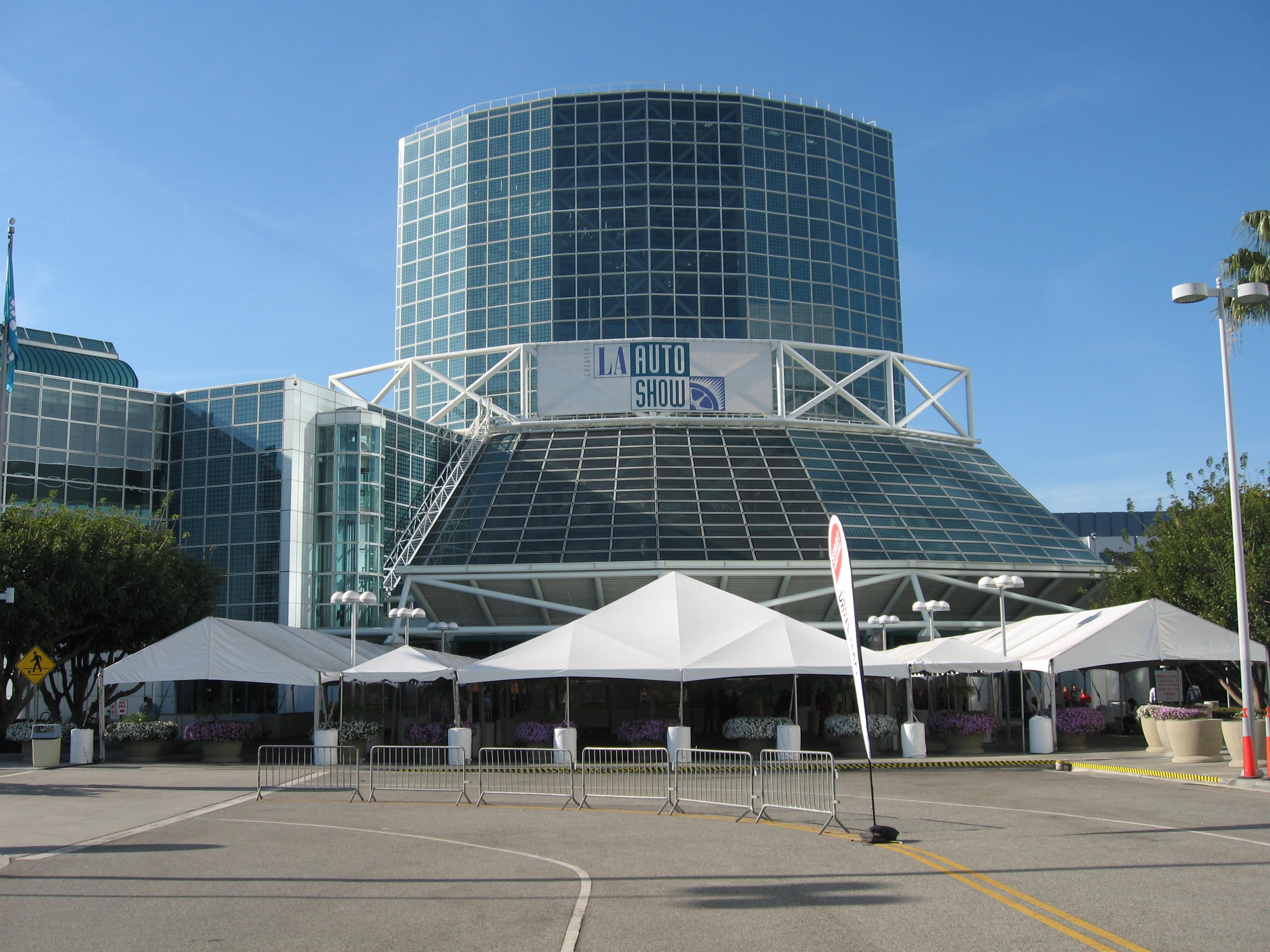 LA Convention Front